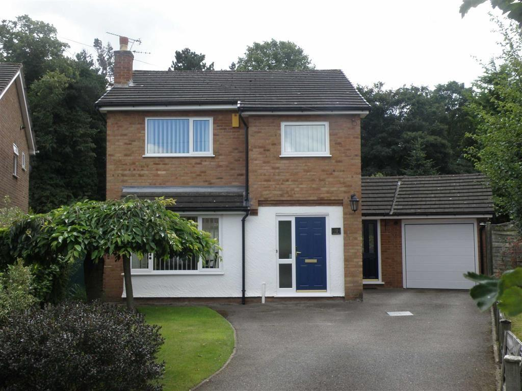 3 Bedrooms Detached House for sale in Bodwyn Crescent, Gresford, Wrexham