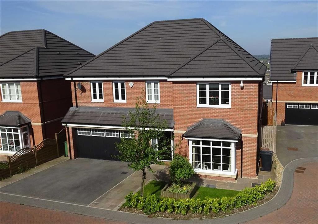 5 Bedrooms Detached House for sale in Harvest Close, Garforth, Leeds, LS25