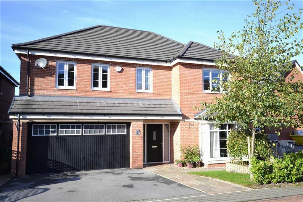 5 Bedrooms Detached House for sale in Harvest Close, Garforth, Leeds, LS25