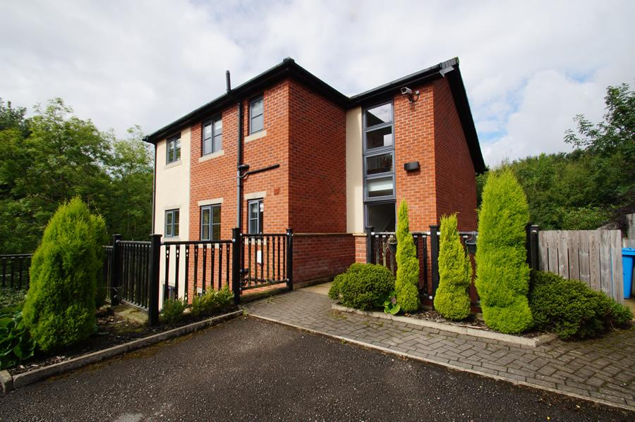 2 Bedrooms Apartment Flat for sale in Owls Gate, Lees OL4