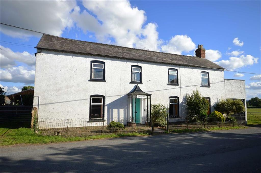4 Bedrooms Cottage House for sale in The Cottage, Ivington Road, Newtown, Leominster, HR6