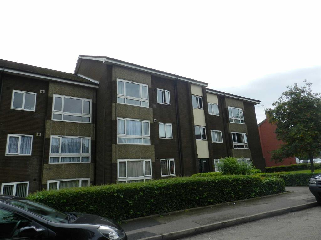 1 Bedroom Flat for sale in Chillenden Court, Willenhall, West Midlands