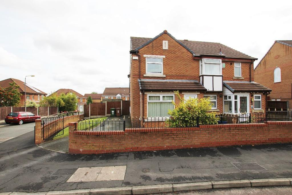 3 Bedrooms Semi Detached House for sale in Ridgewood Drive, Sutton, St Helens WA9