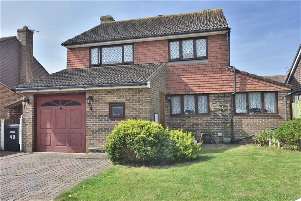 4 Bedrooms Detached House for sale in Willow Drive, Seaford