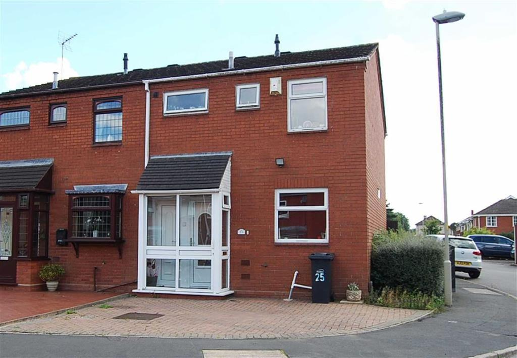 3 Bedrooms Semi Detached House for sale in Royston Way, Sedgley