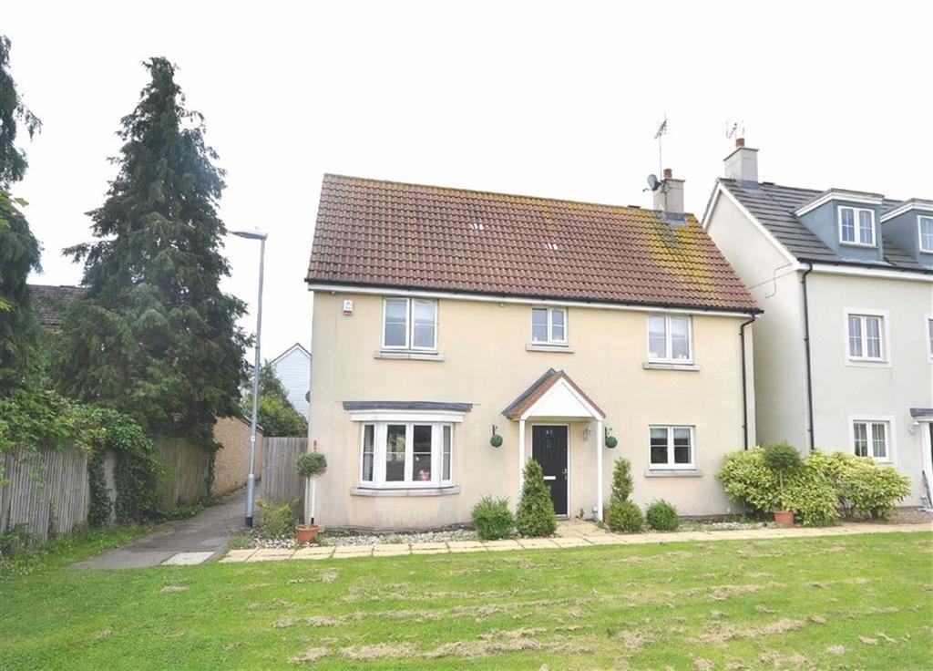4 Bedrooms Detached House for sale in Blenheim Square, North Weald, Essex, CM16