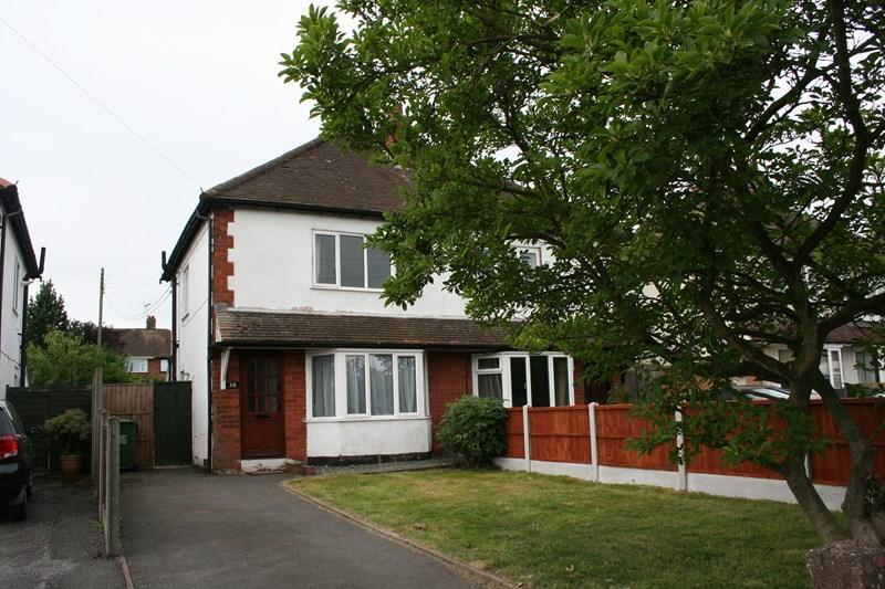 2 Bedrooms Semi Detached House for sale in Snake Lane, Alvechurch, BIRMINGHAM
