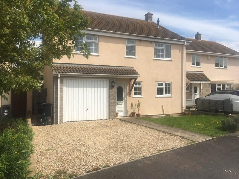 3 Bedrooms Detached House for sale in Julians Acres, Berrow