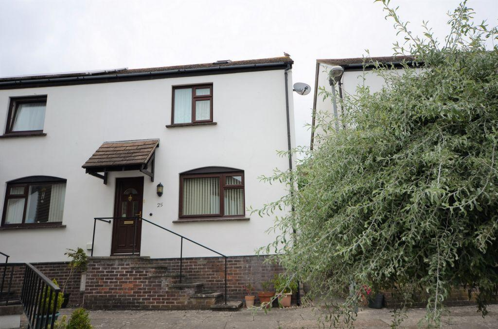 2 Bedrooms House for sale in Park Rise, Dawlish, EX7