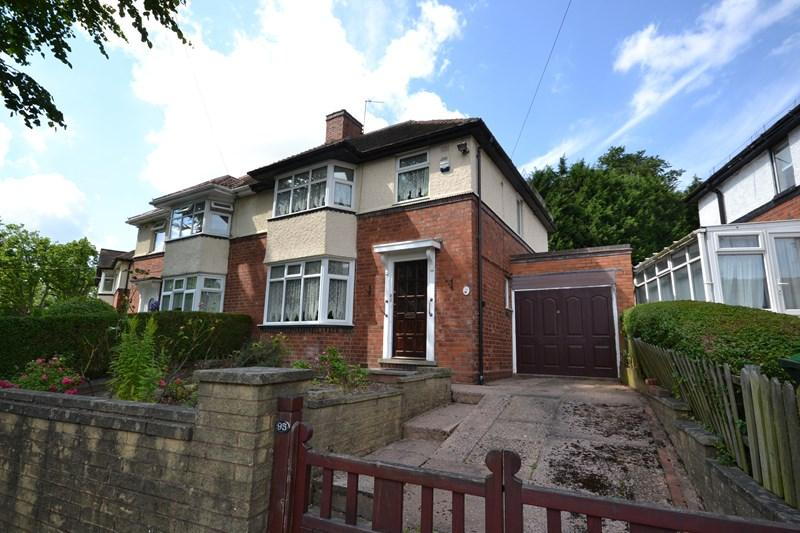 3 Bedrooms Semi Detached House for sale in Thimblemill Road, Smethwick