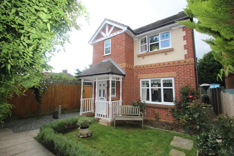 3 Bedrooms Detached House for sale in Tutor Close, Southampton