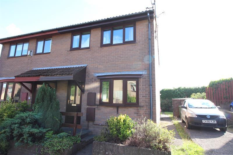 3 Bedrooms Semi Detached House for sale in Brynawel, Caerphilly