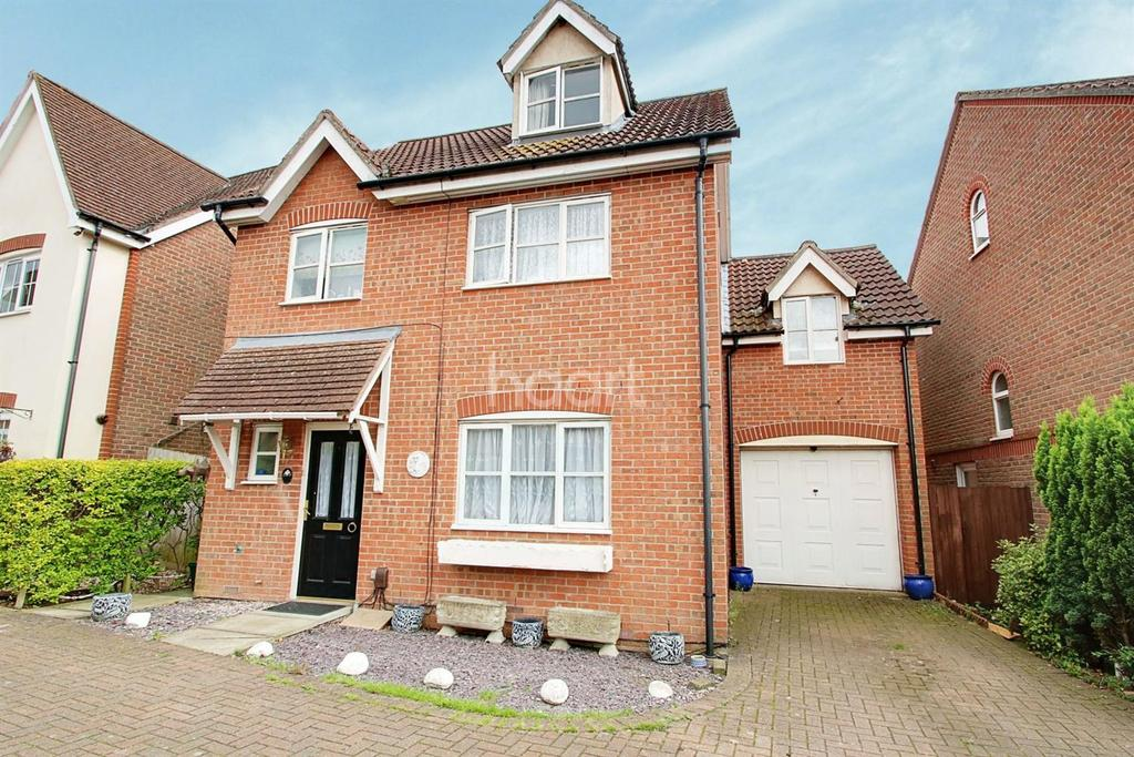 5 Bedrooms Detached House for sale in Church Langley