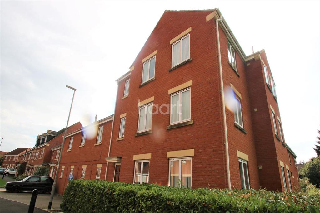 2 Bedrooms Flat for sale in Countess Avenue, Bridgwater
