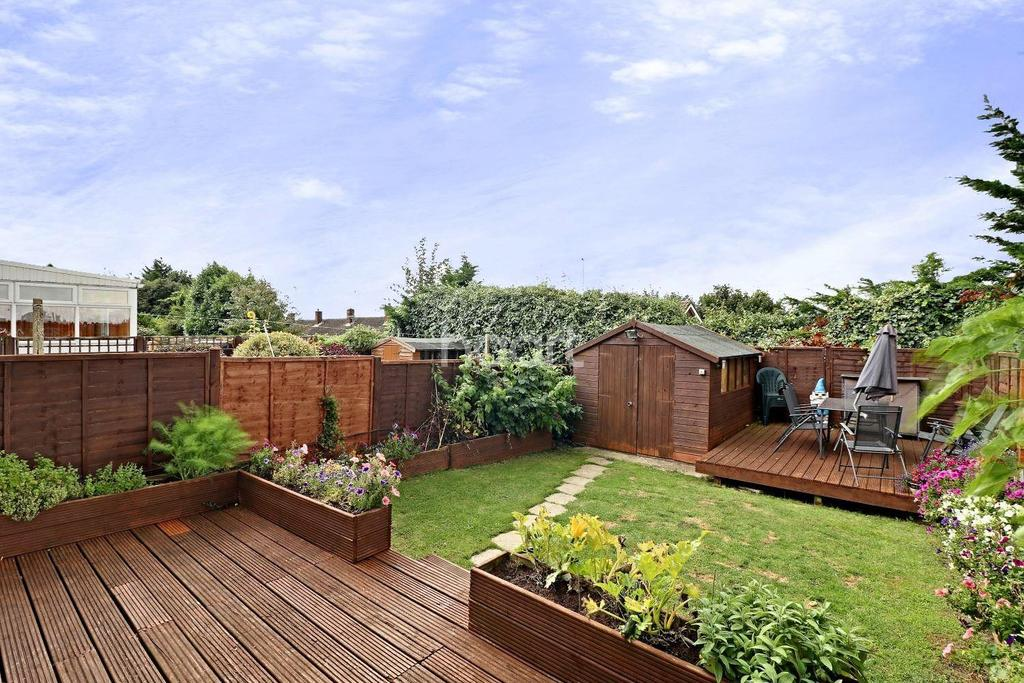 3 Bedrooms Terraced House for sale in All Things Bright Beautiful In Stopsley