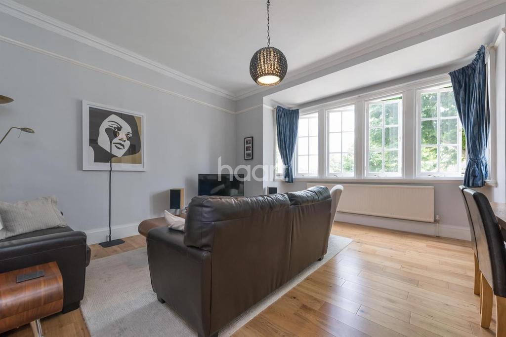 3 Bedrooms Flat for sale in Dartmouth Road, NW2