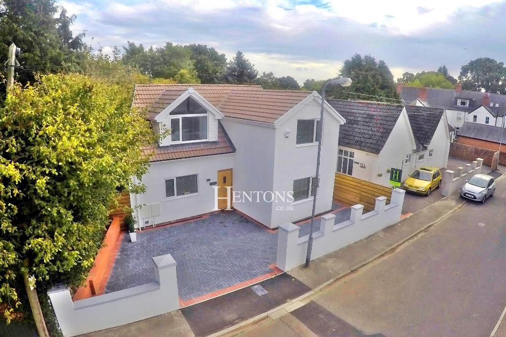 3 Bedrooms Detached House for sale in Park End Lane, Cyncoed, Cardiff