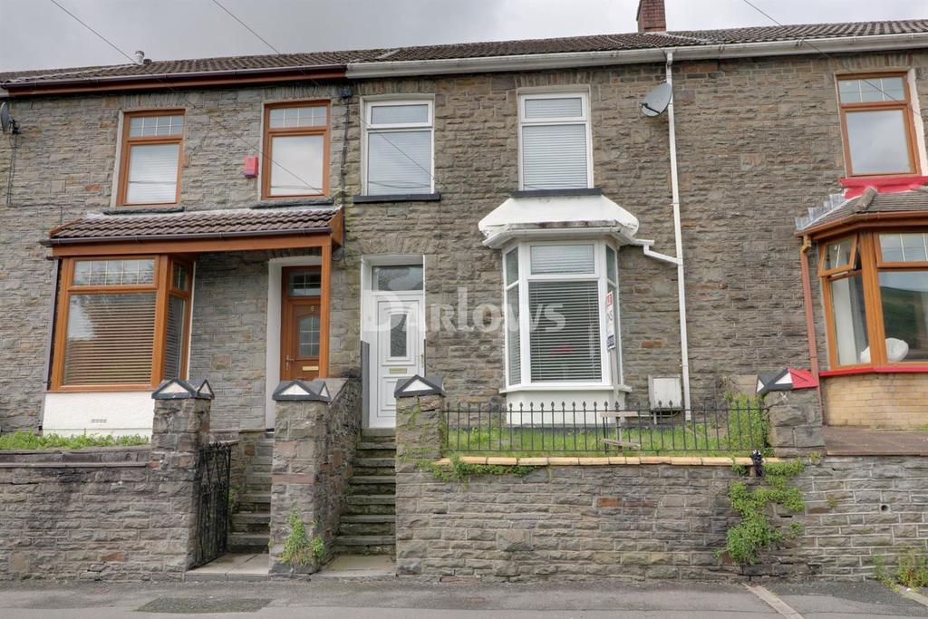 3 Bedrooms Terraced House for sale in Madeline St, Pontygwaith