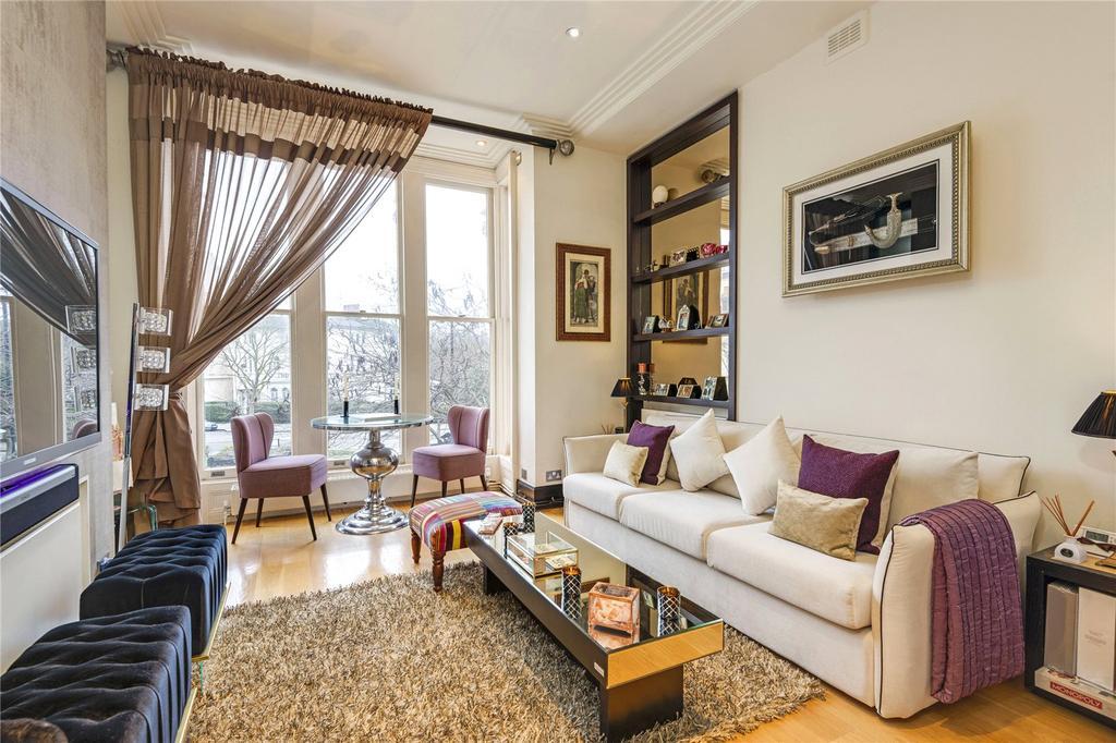 1 Bedroom Flat for sale in Warrington Crescent, Little Venice, London, W9