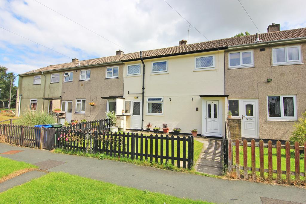3 Bedrooms Terraced House for sale in 5 Moorview Road, Skipton,