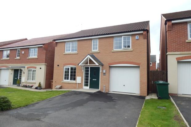4 Bedrooms Detached House for sale in Bradstone Drive, Mapperley, Nottingham, NG3
