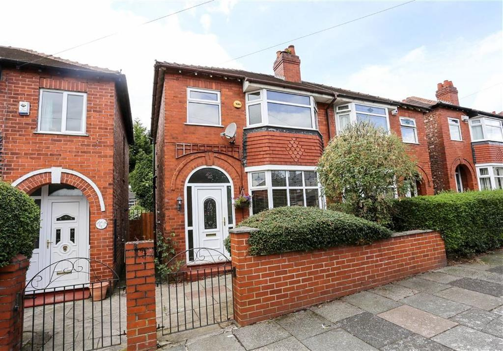 3 Bedrooms Semi Detached House for sale in Athens Street, Offerton, Stockport