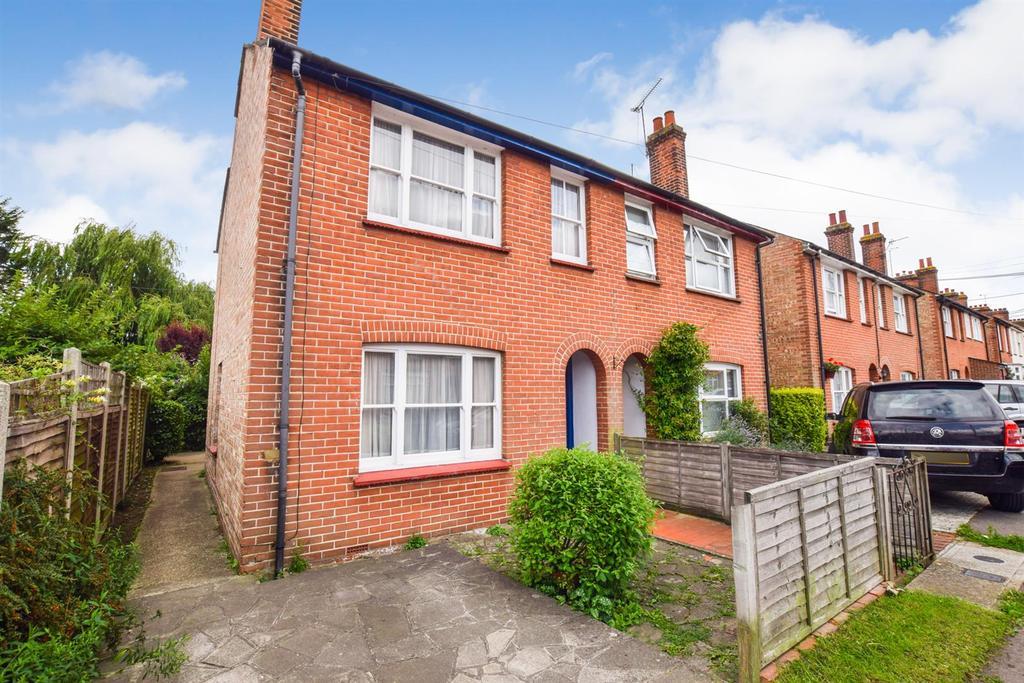 3 Bedrooms Semi Detached House for sale in Washington Road, Maldon