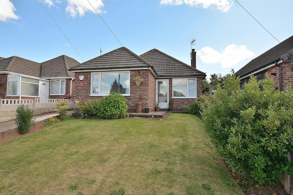 3 Bedrooms Detached Bungalow for sale in Welwyn Avenue, Mansfield Woodhouse, Mansfield