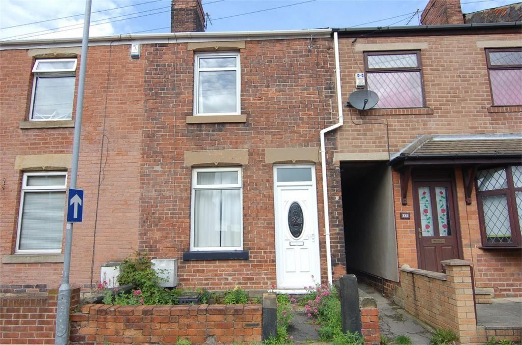 2 Bedrooms Terraced House for sale in Chapel Street, Hoyland, South Yorkshire