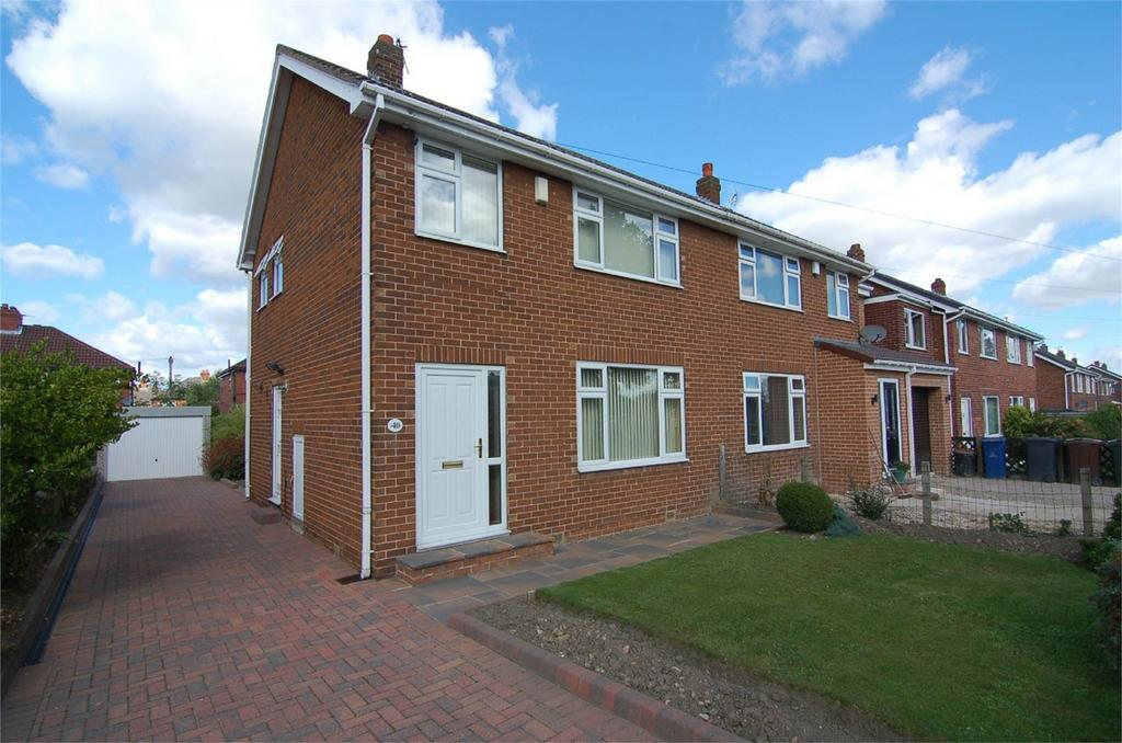 3 Bedrooms Semi Detached House for sale in Timothy Wood Avenue, Birdwell, BARNSLEY, South Yorkshire