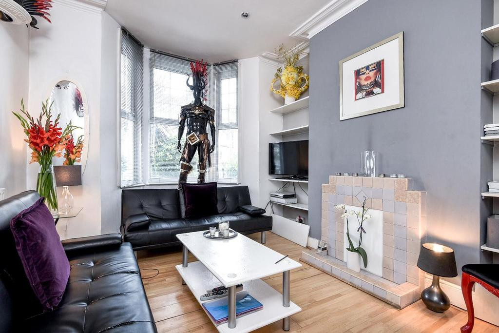 4 Bedrooms Terraced House for sale in Harberson Road, Balham