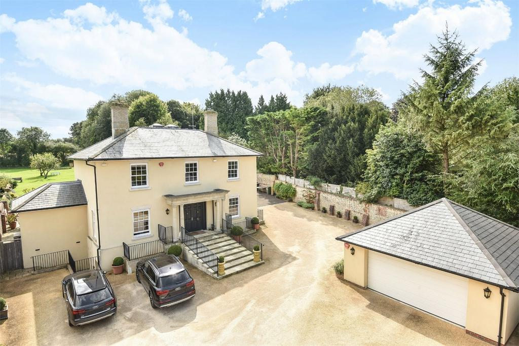 6 Bedrooms Detached House for sale in Bishop's Sutton, Hampshire