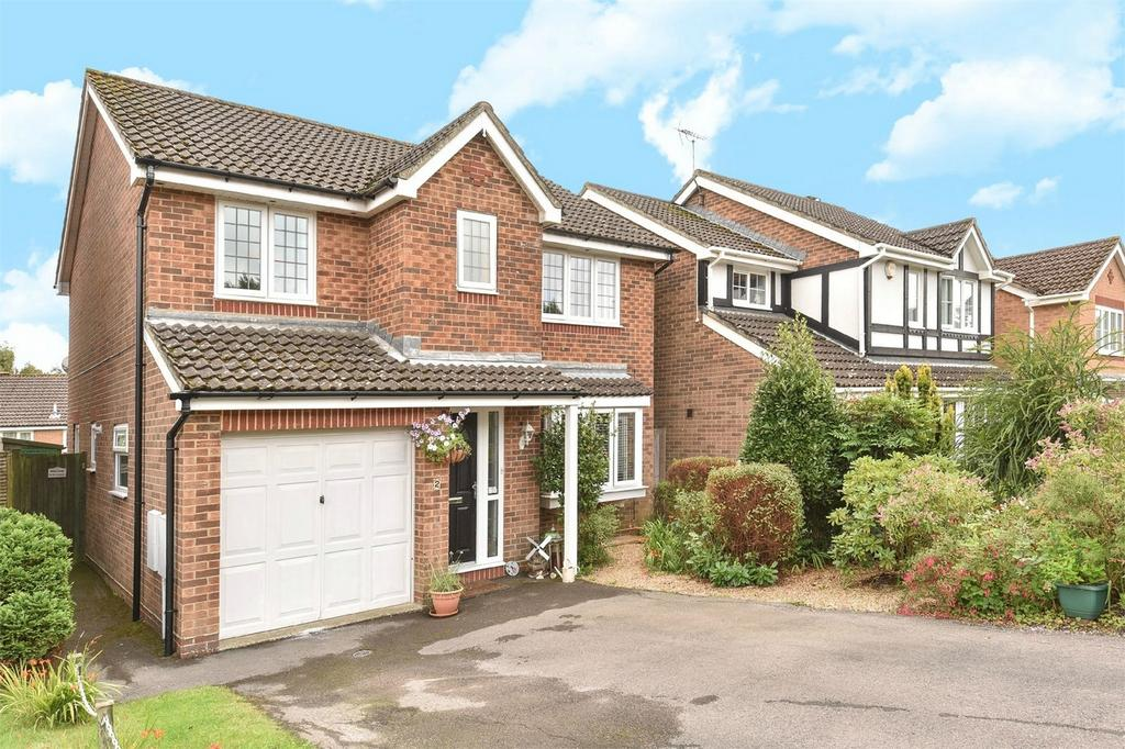 4 Bedrooms Detached House for sale in Whiteley, Fareham, Hampshire