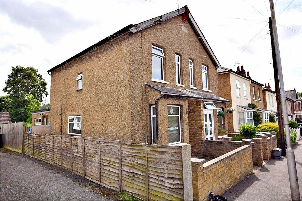 3 Bedrooms Semi Detached House for sale in Marlin Square, ABBOTS LANGLEY, Hertfordshire