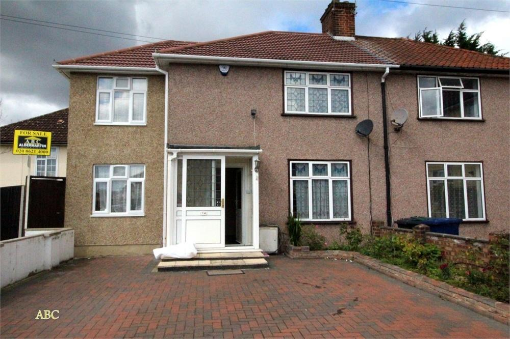 3 Bedrooms Semi Detached House for sale in Homefield Road, Edgware