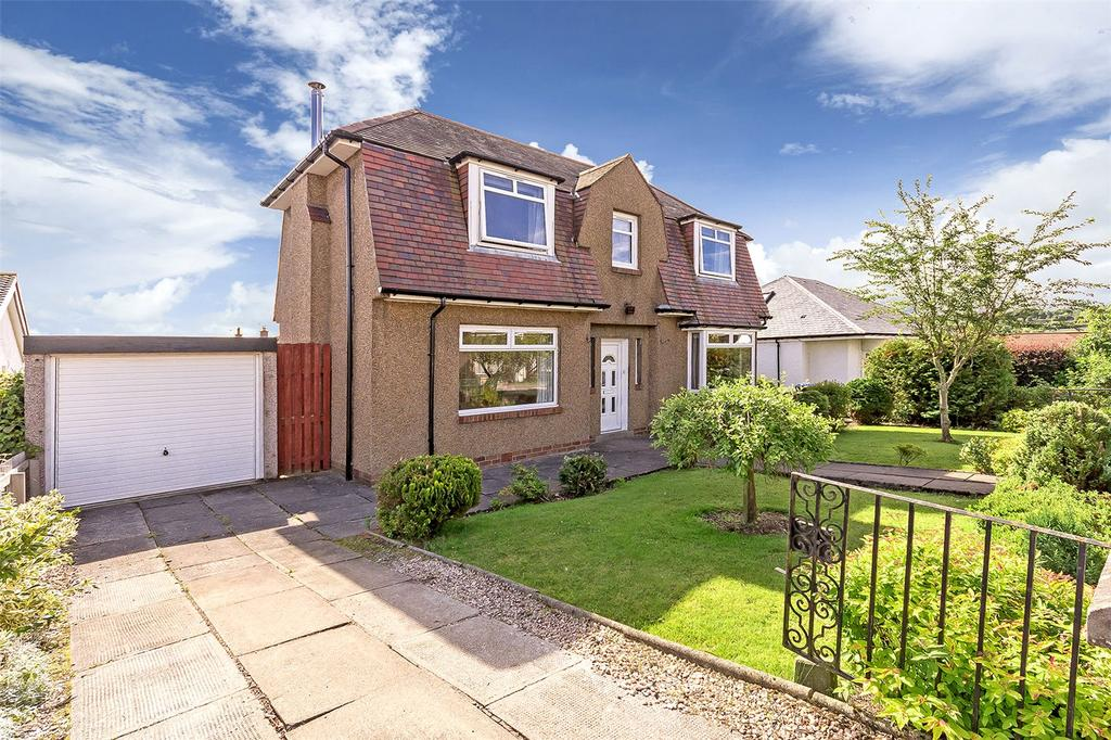 3 Bedrooms Detached House for sale in 8 Oakbank Crescent, Perth, PH1
