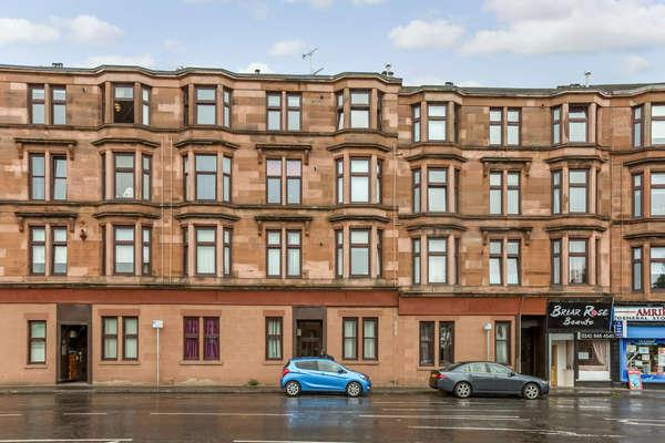 1 Bedroom Flat for sale in 994 Maryhill Road, Maryhill, GLASGOW, G20 9TG