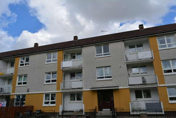 2 Bedrooms Flat for sale in 2/1, 54 Braehead Street, Oatlands, Glasgow, G5 0LQ