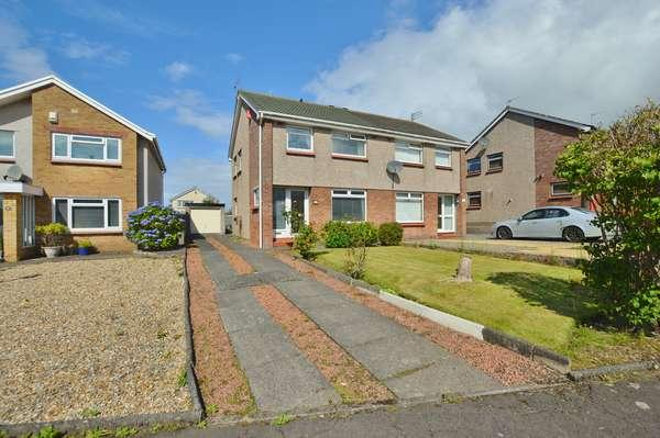 3 Bedrooms Semi-detached Villa House for sale in 14 Munnoch Crescent, Ardrossan, KA22 7PW