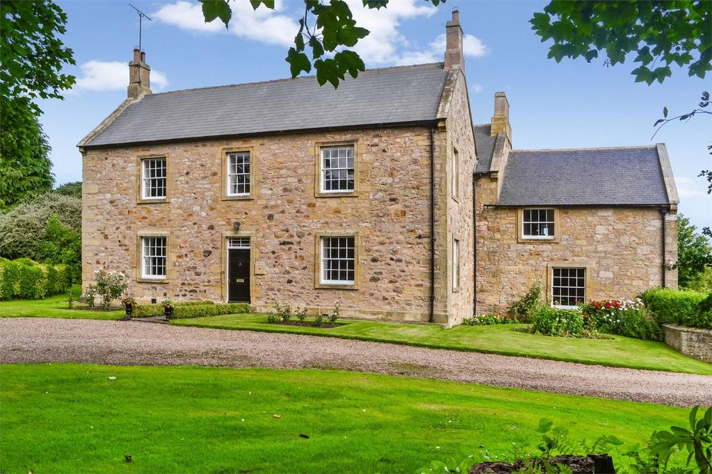 4 Bedrooms Detached House for sale in Longhoughton Hall, North End, Longhoughton, Alnwick, Northumberland