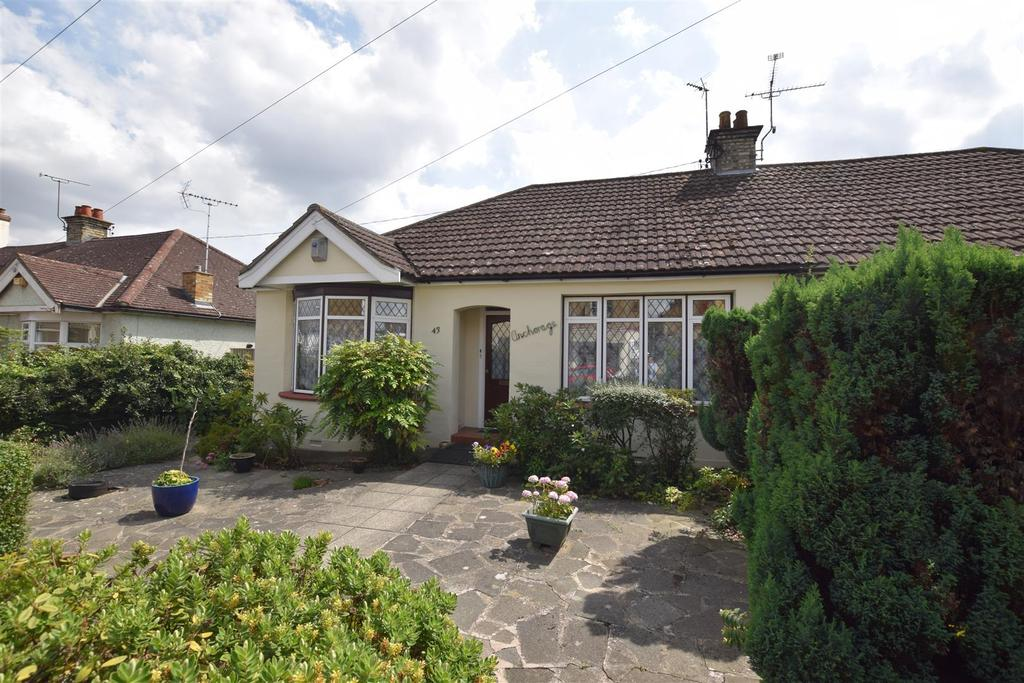 2 Bedrooms Bungalow for sale in Spital Road, Maldon