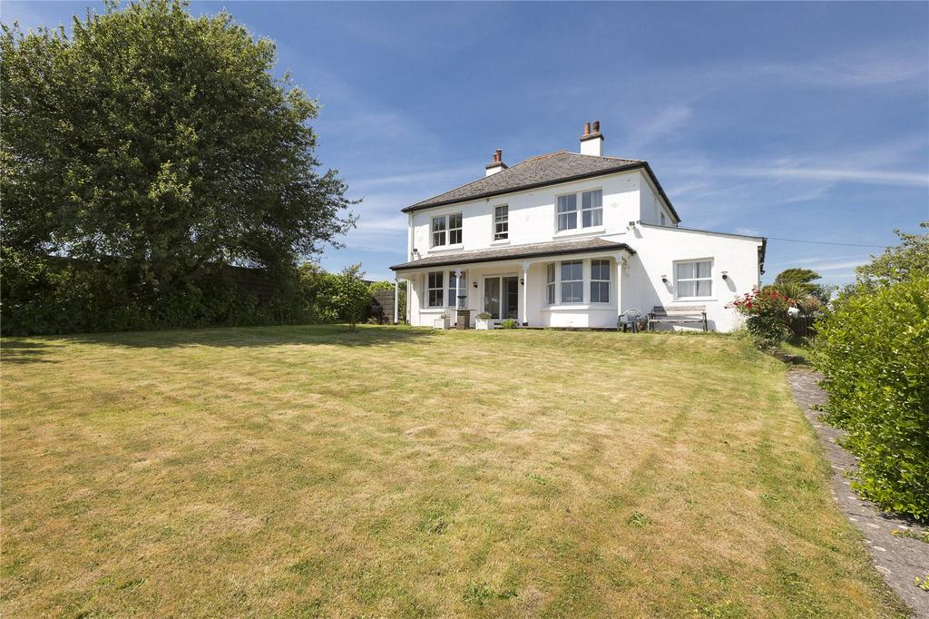 4 Bedrooms Detached House for sale in Salcombe Road, Malborough, Kingsbridge, Devon, TQ7