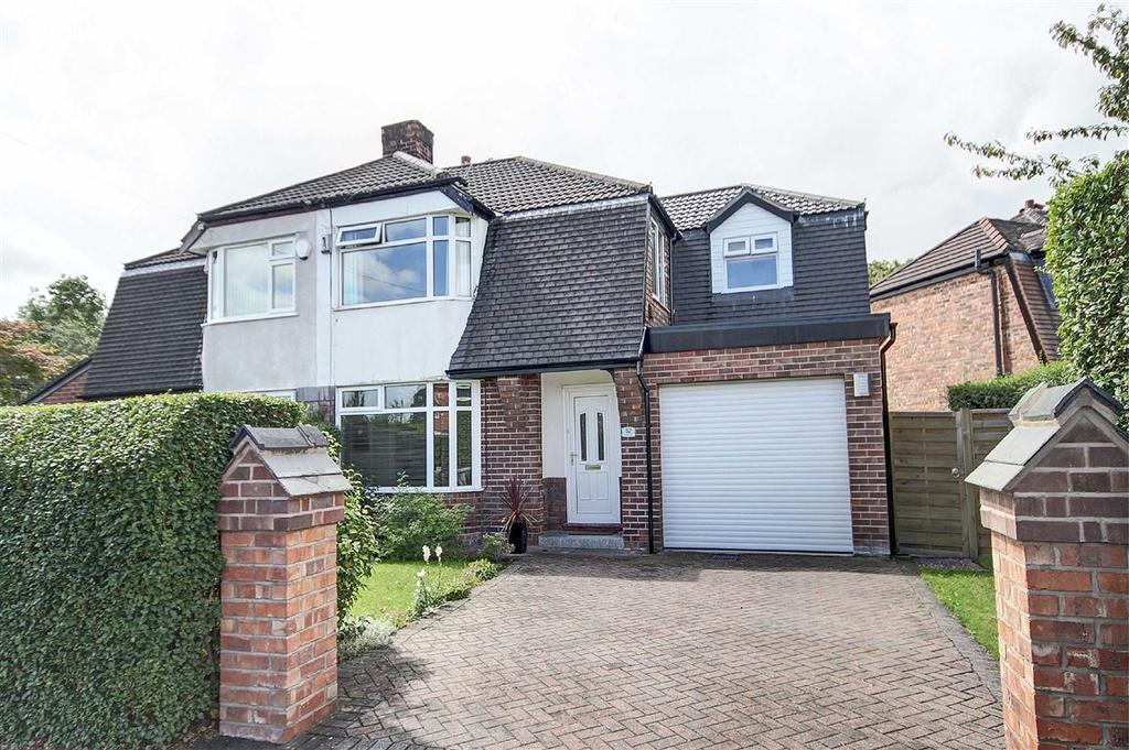 4 Bedrooms Semi Detached House for sale in Grove Lane, Timperley, Cheshire