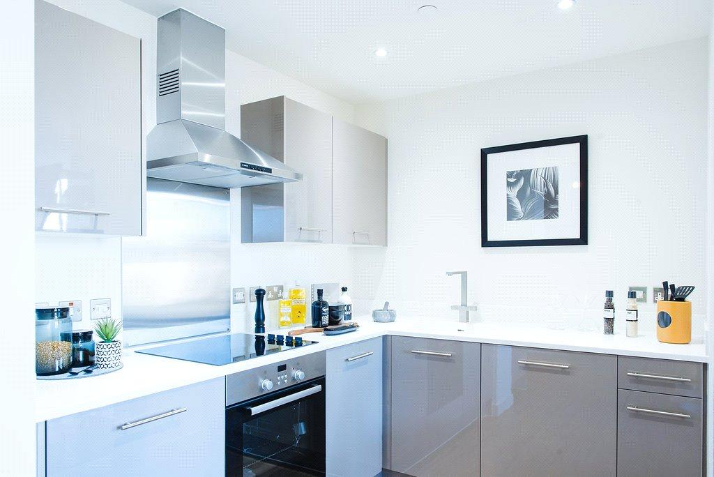 1 Bedroom Flat for sale in The Bank, Sheepcote Street, Birmingham City Centre, B15