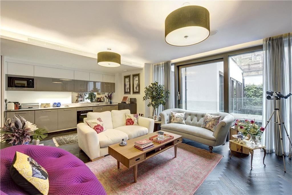 3 Bedrooms Flat for sale in Bedfordbury, London, WC2N