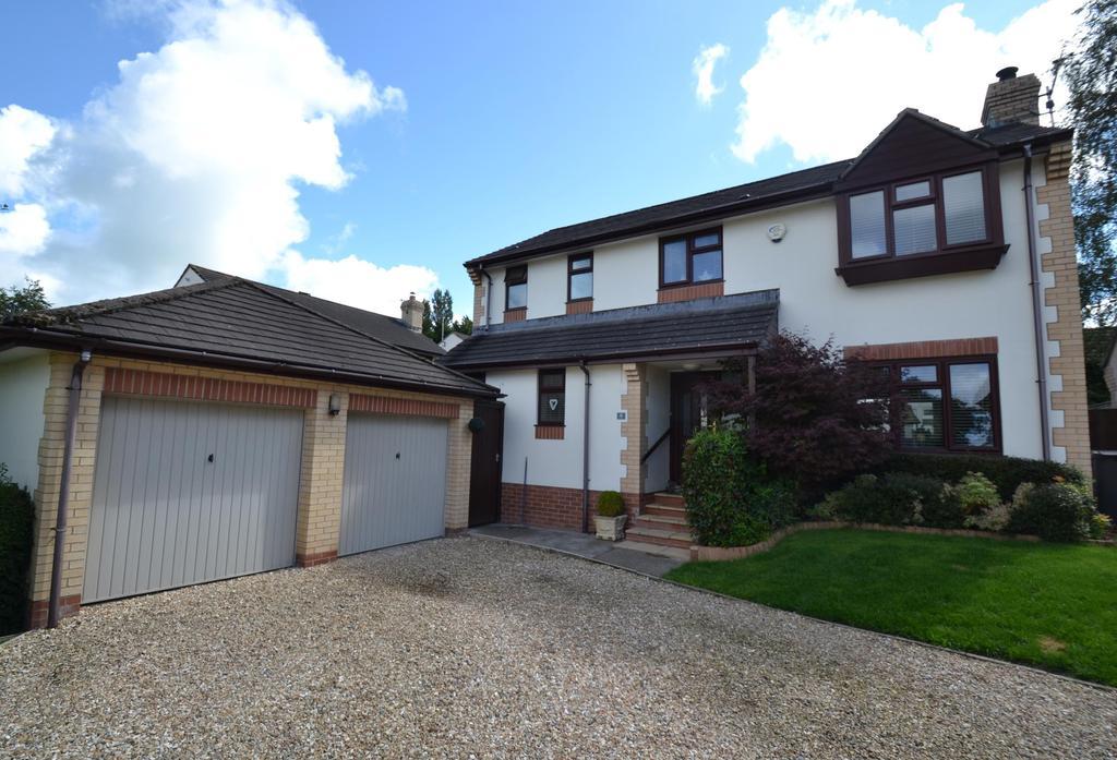 4 Bedrooms Detached House for sale in Marist Way, Barnstaple