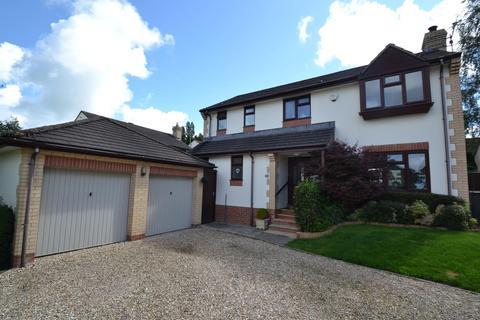 4 bedroom detached house for sale - Marist Way, Barnstaple