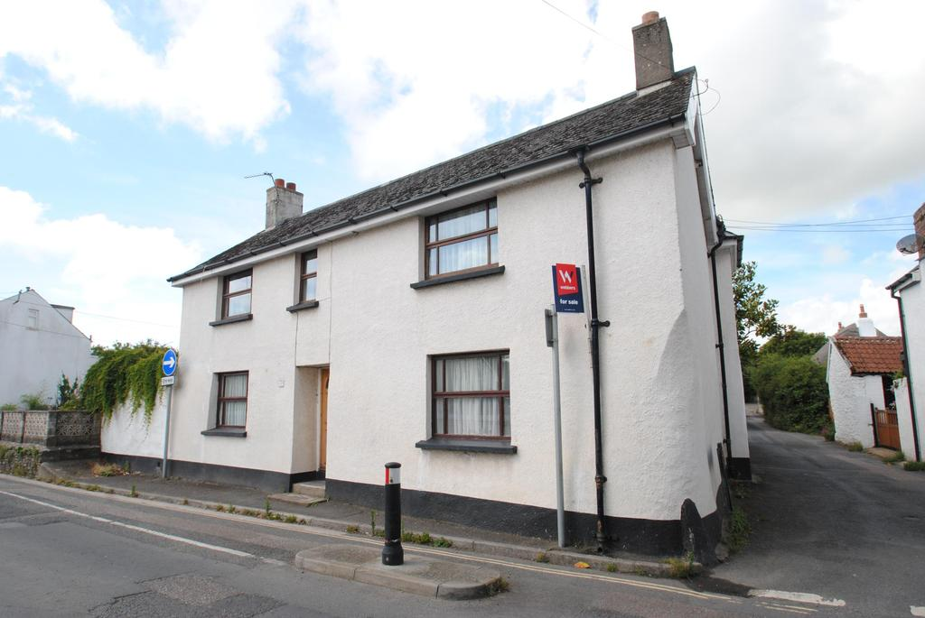 3 Bedrooms Detached House for sale in South Street, Braunton