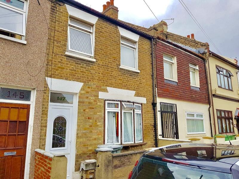 2 Bedrooms Terraced House for sale in Odessa Road, London, Greater London. E7