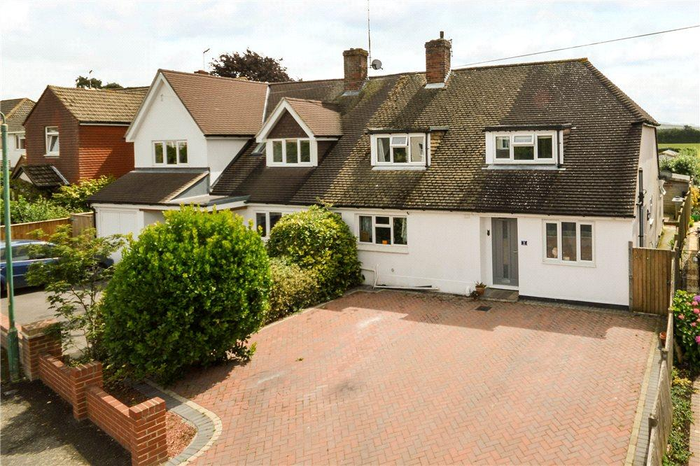 4 Bedrooms Semi Detached House for sale in Orchard Drive, Wye, Ashford, Kent
